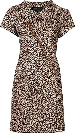 Karen Walker Furnace bias dress - BEIGe