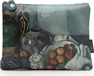 Gabs Beyonce in Saffiano Design Paul Cezanne Size M Still Life with Apples