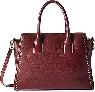 290023b0f9 The Fix Audrey Medium Studded Leather Satchel with Top Zip