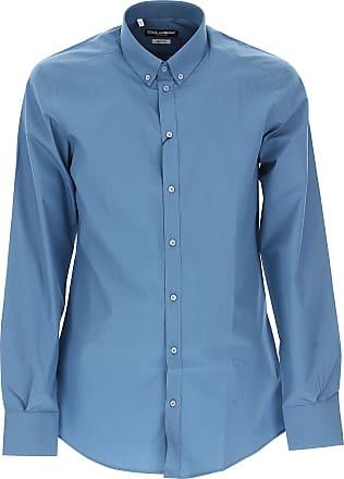 Dolce   Gabbana Hemde für Herren, Oberhemd Günstig im Outlet Sale,  Baumwolle, ... 66a2dd5bfb