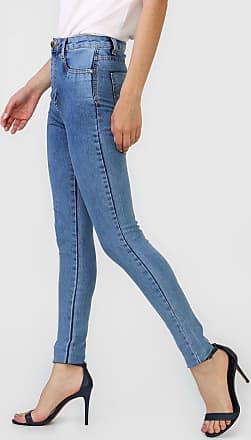 Sawary Calça Jeans Sawary Skinny Super Lipo Azul