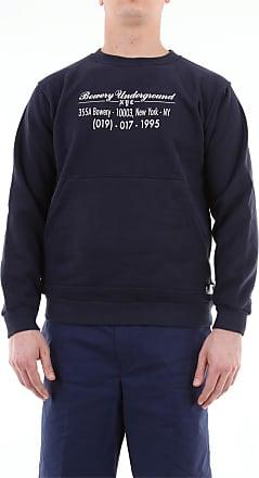 U.P.W.W. Girocollo Blu navy