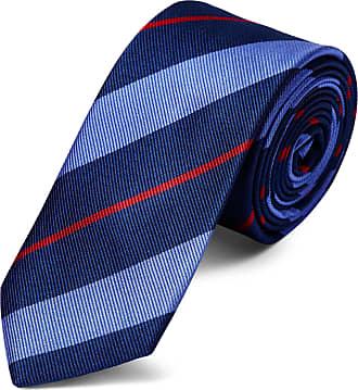 Gul Flerfarget Stripet Asymmetrisk Button Down Shirt