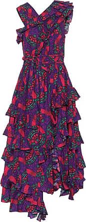 Ulla Johnson Imogen printed cotton midi dress