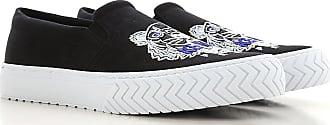 Kenzo Slip on Sneakers for Men On Sale, Black, Fabric, 2019, 10.5 11 6.5 7 9 9.5