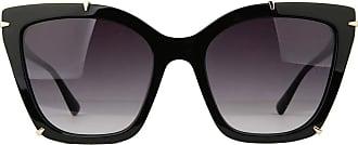 Ana Hickmann Óculos de Sol Ana Hickmann Ah9285 A01/56 Preto