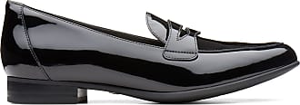 Clarks Womens Loafer Black Patent Leather Clarks Un Blush Go Size 6.5
