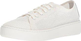 Donald J Pliner Womens Cecile Sneaker, Bone, 8.5 Medium US
