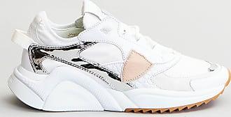 Reposi Calzature Philippe Model - Sneakers bianco beige argento