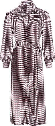 Iorane Vestido Chemise Longo - Preto