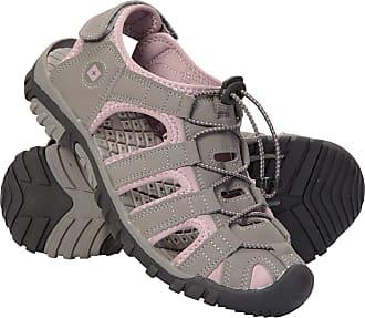Mountain Warehouse Trek Womens Shandal -Neoprene Lining Shoes Sandals, Durable Outsole Ladies Beach Shoes, EVA Midsole Summer Beach Shoes, Adjustable -for Walking, Beach