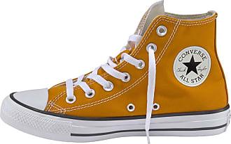Converse Baskets hautes orange