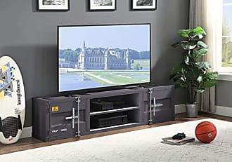 ACME ACME Furniture 91880 Cargo TV Stand, White