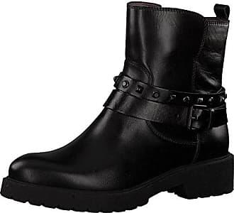 Tamaris Damen Biker Boots 25480-31,Frauen Stiefel,Stiefelette ,Halbstiefel,Bikerstiefelette 86f203d7a0