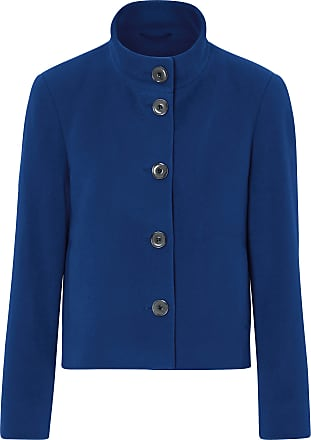 Uta Raasch Jacket in slightly shorter length Uta Raasch blue