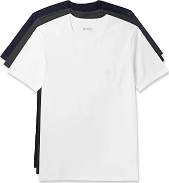 439971df3 HUGO BOSS Three-pack Cotton-jersey T-shirts - Multi
