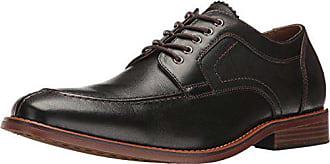 G.H. Bass & Co. Mens Carsen Oxford, Black, 7.5 M US