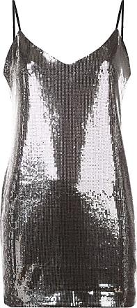 Rta Bijoux mini dress - Prateado