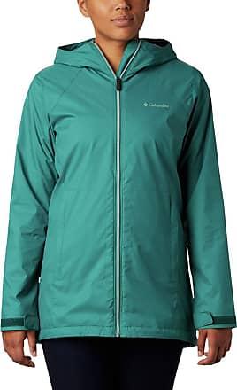 Waterproof and Breathable Blouson de Pluie Femme Columbia Arcadia II Hooded Jacket