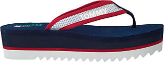 Tommy Hilfiger Blauwe Tommy Hilfiger Slippers Recycled Mesh Mid Beach