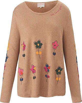 Lieblingsstück Rundhals-Pullover LIEBLINGSSTÜCK mehrfarbig