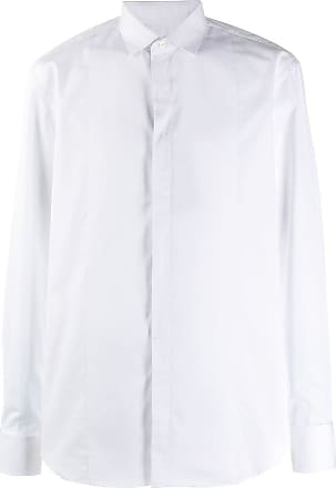 Emporio Armani classic dinner shirt - White