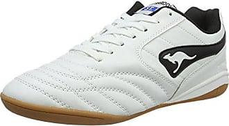 c4f334cff6 Kangaroos K-Yard 3021 B, Sneakers Basses Homme, Blanc (White/Black
