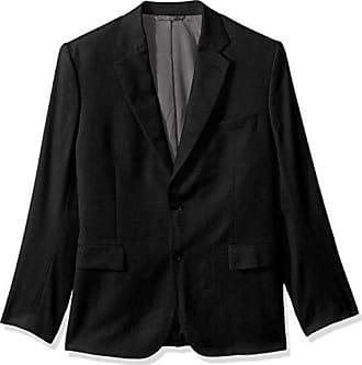 J.Lindeberg Mens Fancy Wool Blazer, Black 50