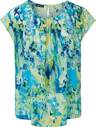 Basler Pull-on style blouse drop shoulder Basler multicoloured