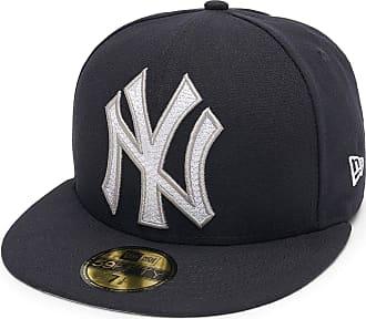 New Era Men Caps/Fitted Cap Big One HWC NY Yankees 59Fifty Blue - 127784 6 7/8-54.9cm