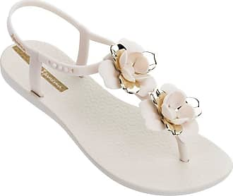 Ipanema Floral Sandal Special, Ivory, 6 (39)