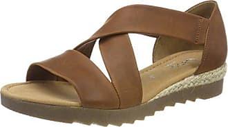 Gabor Comfort Sport, Sandales Bride Cheville Femme, Marron  (Peanutjute Ambra), 5540900409