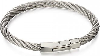 Acotis Limited Fred Bennett Twisted Wire Cable Bracelet B5053