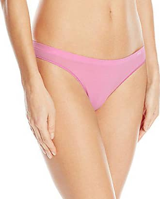 OnGossamer Womens Clean Lines Seamless Thong Panty, Orchid Ice X-Large