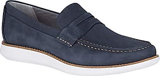 Sperry Top-Sider Mens Kennedy Penny Loafer, Navy, 13 M US