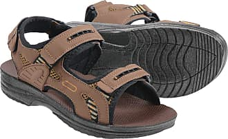 Chums Mens Brown Touch Fasten Sandal 10 UK