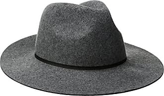4042cb9c1f1 Coal Mens The The Harmon Hat Wide Brimmed Fedora Heather Grey Large