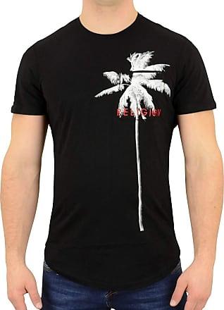 Religion Pocket Palm T-Shirt in Black XL