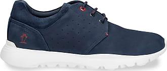 Panama Jack Mens Shoes Julius C1 Nobuck Marino/Navy 43 EU