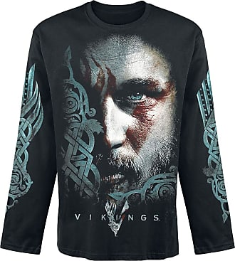 Spiral Direct WOLF PACK WRAP Long Sleeve//Skull//Tribal//Gothic//Wolf//Dark//Top