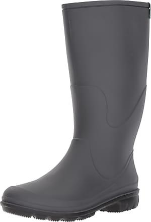 kamik Womens Miranda Wellington Boots, Grey (Charcoal Cha), 7 UK