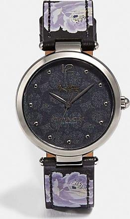 Coach Park Watch, 34mm in Black - Size WMN