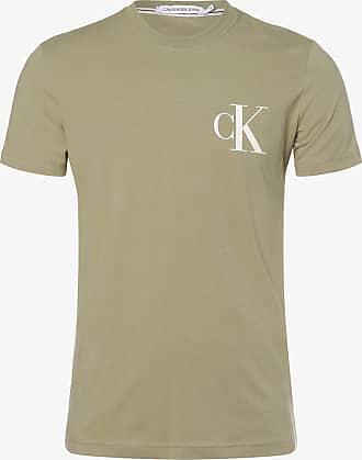 Calvin Klein Jeans Herren T-Shirt grün