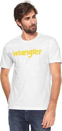 Wrangler Camiseta Wrangler Basic Branca