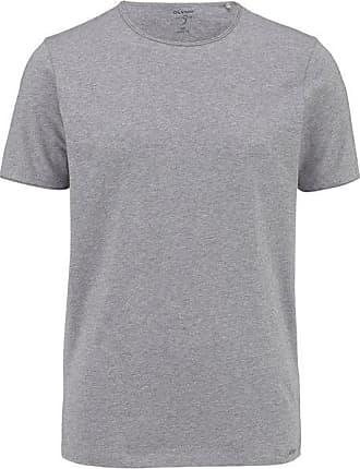 Olymp Level Five Casual T-shirt, body fit, Silbergrau, XXL