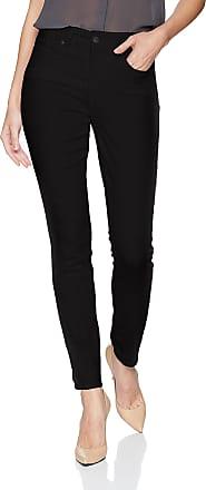 NYDJ womensMBQZ2021Ami Skinny Legging Jeans Jeans - Black