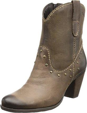 4e107abce52a8b Tamaris Damen Cowboy Stiefel Braun (Cognac 305) 41 EU
