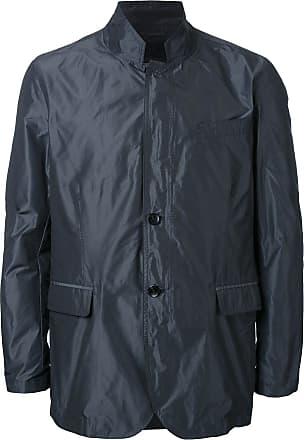 Kent & Curwen lightweight buttoned jacket - Black