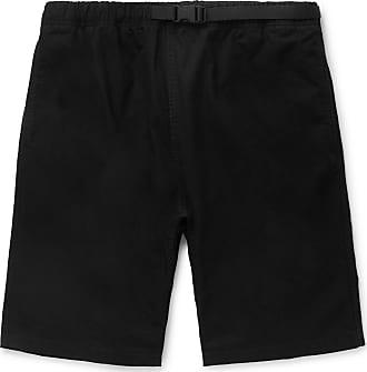 Carhartt Work in Progress Cotton-blend Ripstop Shorts - Black