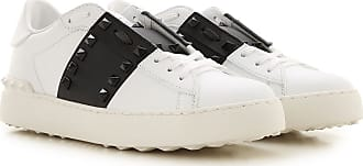 Valentino Sneakers for Women On Sale, White, Leather, 2017, 5
